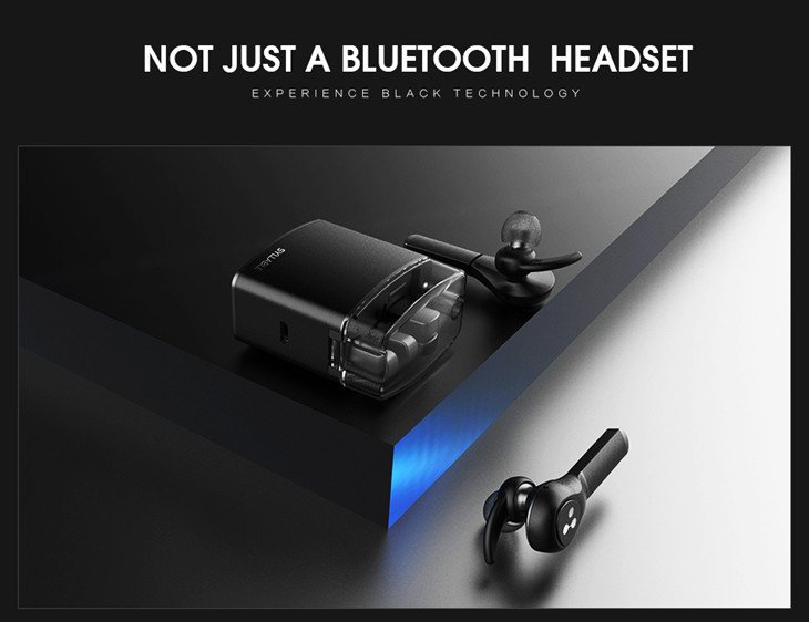 Earbuds with microphone earhook - bluetooth earbuds without microphone