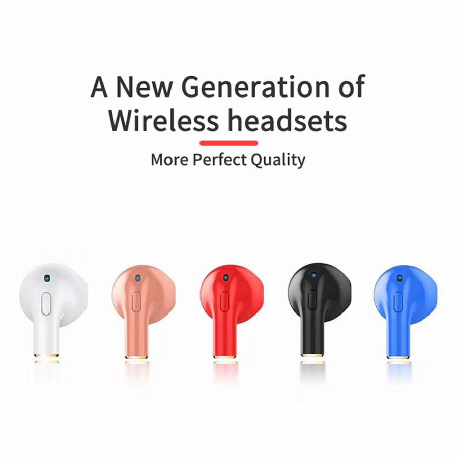Mcottage Wireless Bluetooth Translation Earphones 26 Languages Switch Stereo Headset New