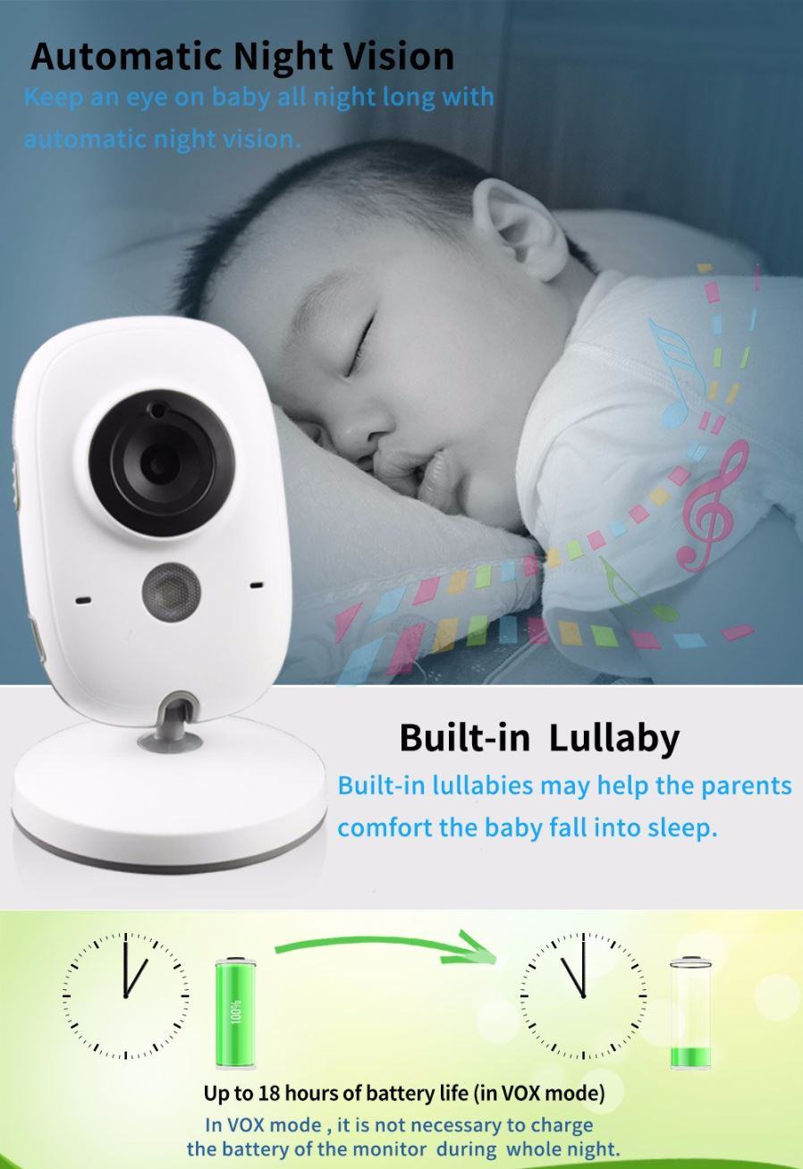 Multiple Room Baby Monitor Reviews