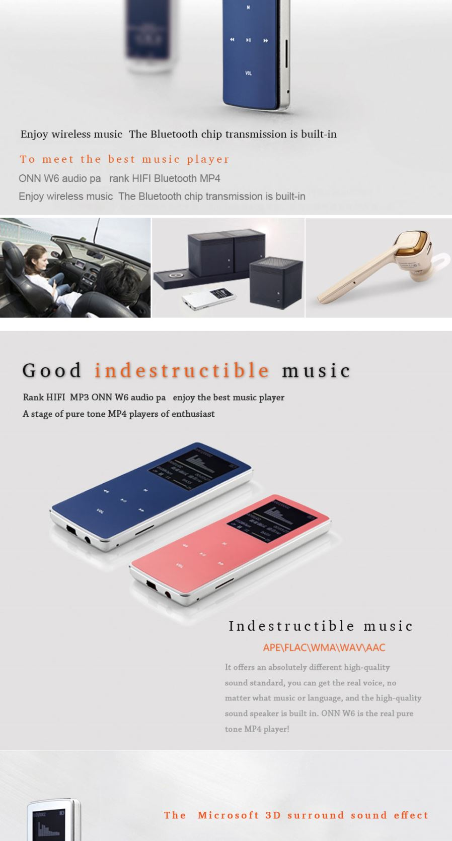 Onn w6 ultra slim 18 tft screen sporting mp3 player w fm try watching this video on youtube or enable javascript if it is disabled in your browser fandeluxe Gallery
