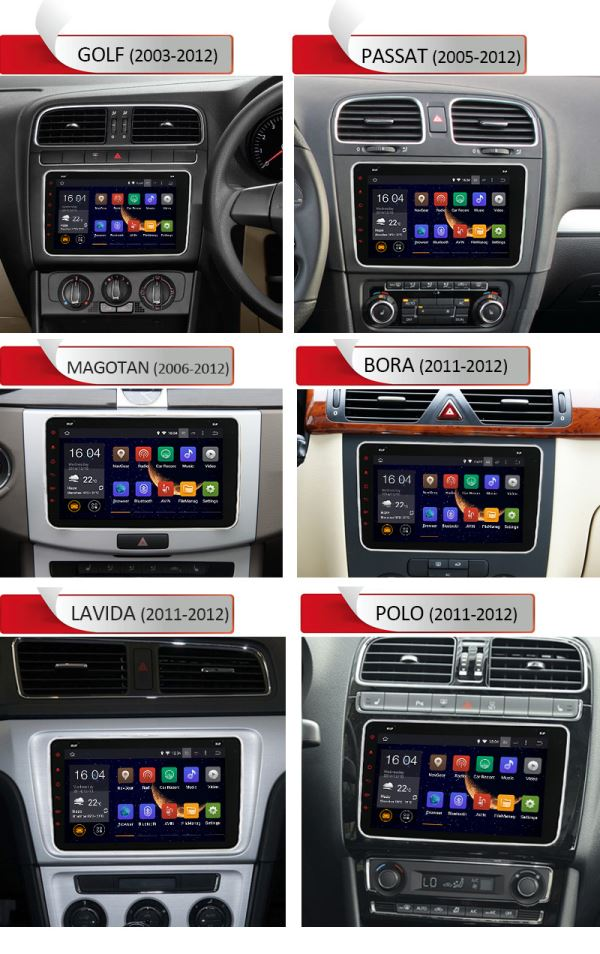 no disc android 4 4 car dvd player gps radio for vw. Black Bedroom Furniture Sets. Home Design Ideas