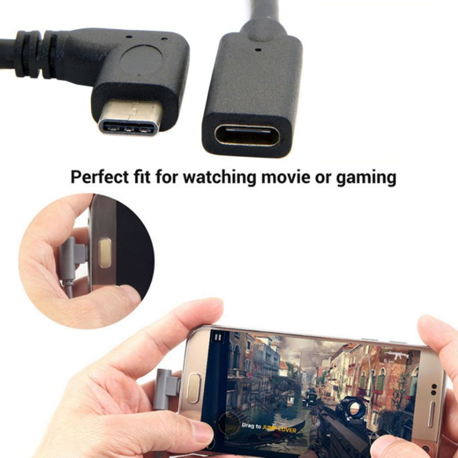Usb31 Type C Extension Cable High Quality Usb 31 Male To Kabel Hdmi Female 20cm Please Be Noted That This Can Not Support Apple Or Dell Multi Media Adapter Hub Dock Would Doesnt Work If Connect The