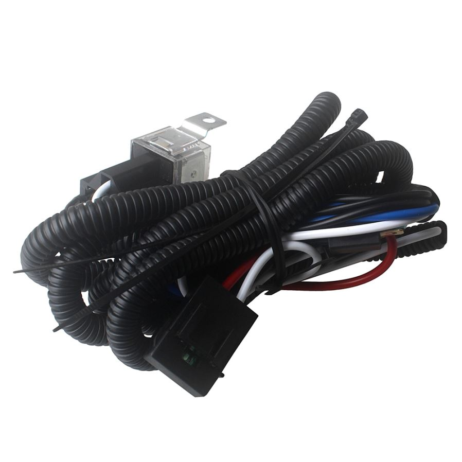 Ziqiao Car Klaxon Horn Relay Harness 12v Styling Parts High Wiring A Quality For