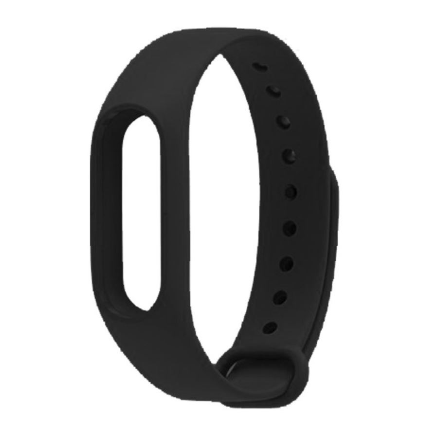 Replacement TPU Wrist Band for Xiaomi MI Band 2 - White - Free Shipping - DealExtreme