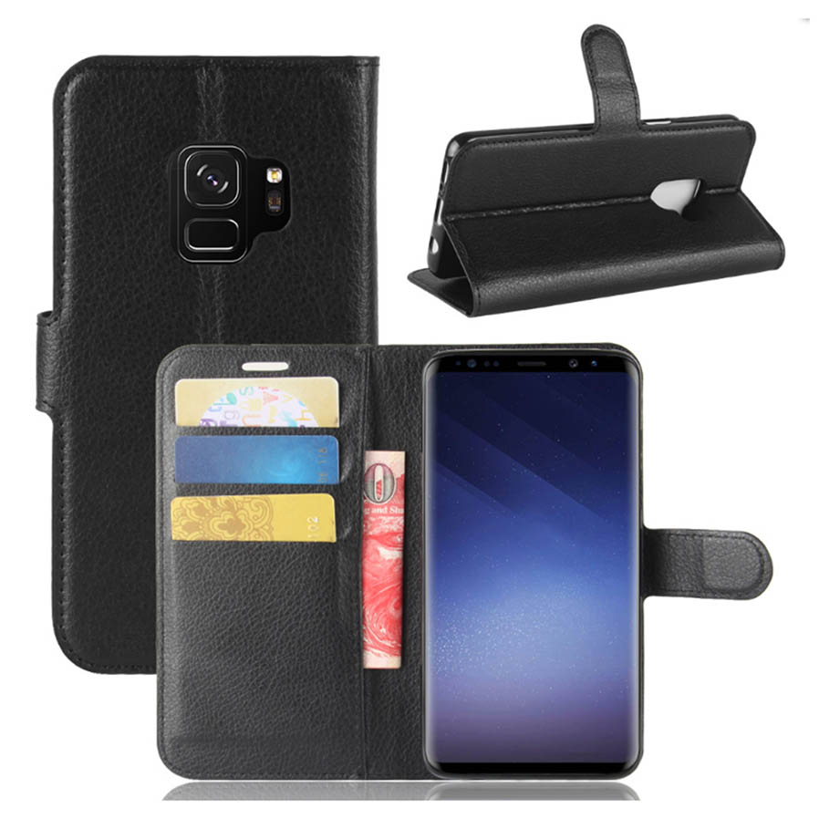 f506975c5648 Naxtop Phone Wallet Flip Leather Holder Cover Case for Samsung ...