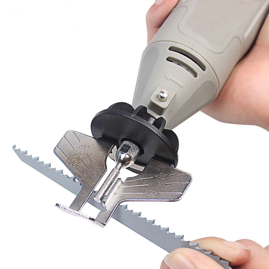 Zhaoyao Chainsaw Sharpening Attachment Sharpener Guide Drill Adapter Acessories Dremel 150pcs Best Quality For Rotary Accessories