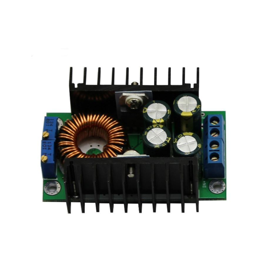 Dc Step Down Buck Adjustable Constant Voltage Current High Power Supply Buy Now