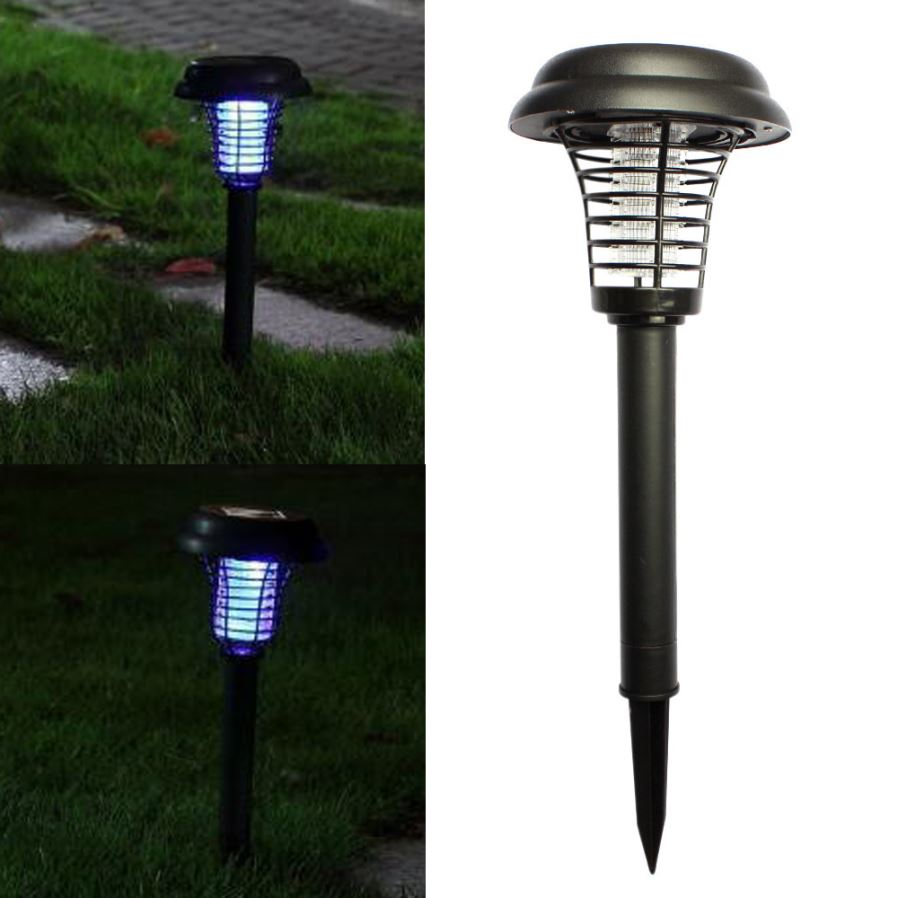 zhaoyao outdoor led solar powered mosquito killer plug. Black Bedroom Furniture Sets. Home Design Ideas