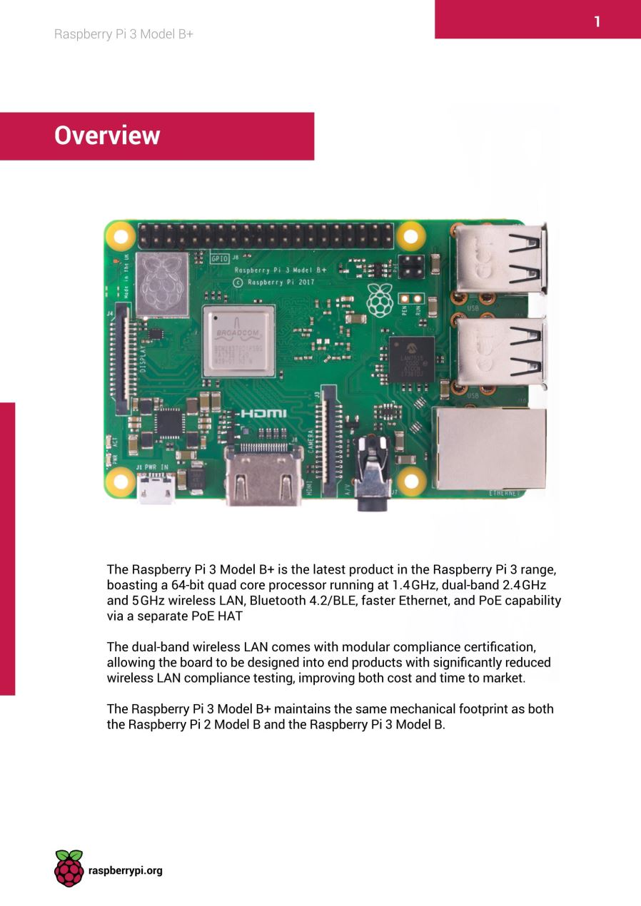 Raspberry pi 3 model b mother board with bcm2837b0 cortex a53 this product is presale will be shipped from dx warehouse on april 15th fandeluxe Images