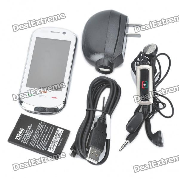 ZTE, E850, 3G, WCDMA, Cell, Phone, w, 28