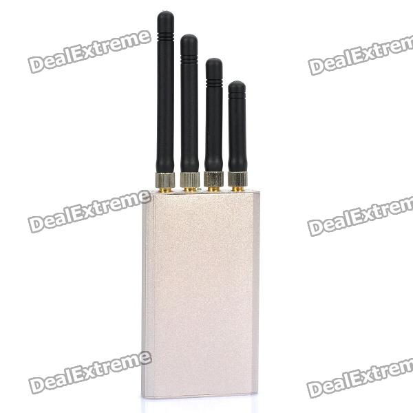 Mini, Portable, CDMAGSMDCSPHS3GGPS, Cell, Phone, Signal, Jammer, Blocker, Signal, Blockers, Free, Shipping