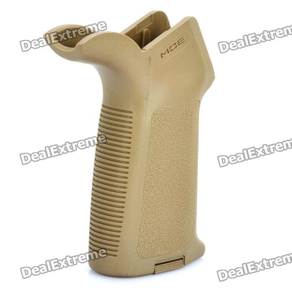Magpul, MOE, Pistol, Grip, for, AEG, M4, Airsoft, Rifle, Dark, Earth, Airsoft, Guns, Supplies, Free, Shipping