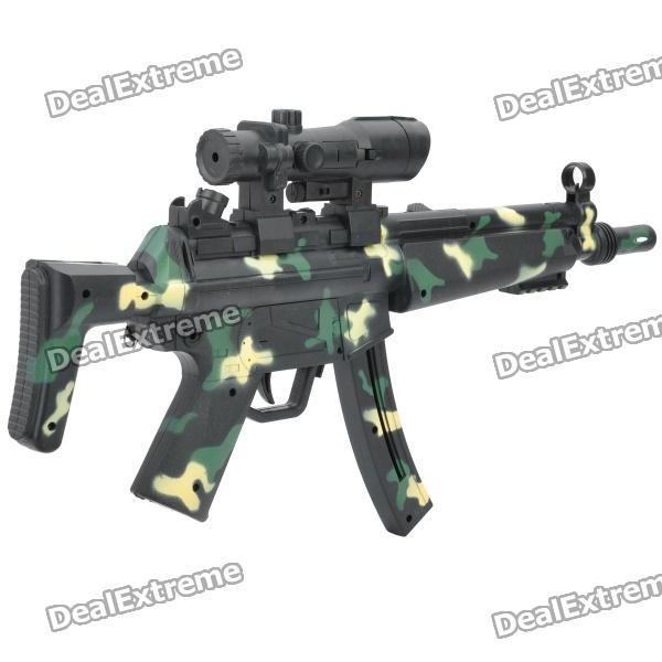 Cool, Camouflage, BB, Toy, Gun, with, Red, Laser, Blue, Green, Flashing, Light, BB, Guns, Accessories, Free, Shipping