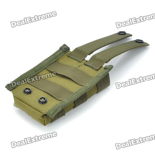 Tactical, Fast, Attach, Magazine, Pouch, Army, Green, Airsoft, Guns, Supplies, Free, Shipping