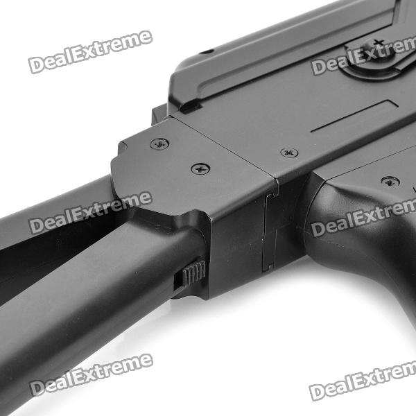 P47A, BB, Gun, Toy, with, Red, Laser, Sight, and, Blue, Light, Flashlight, Black, BB, Guns, Accessories, Free, Shipping