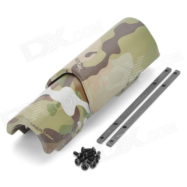 LaRue, Tactical, RISR, Reciprocating, Inline, Stock, Riser, for, CTR, Camouflage, Airsoft, Guns, Supplies, Free, Shipping