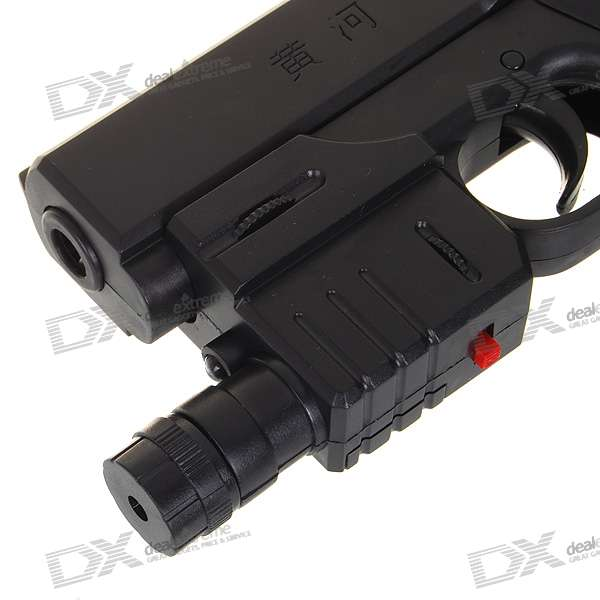 HuangHe, M2000, 6mm, Pistol, BB, Gun, Toy, with, Laser, Sight, BB, Guns, Accessories, Free, Shipping