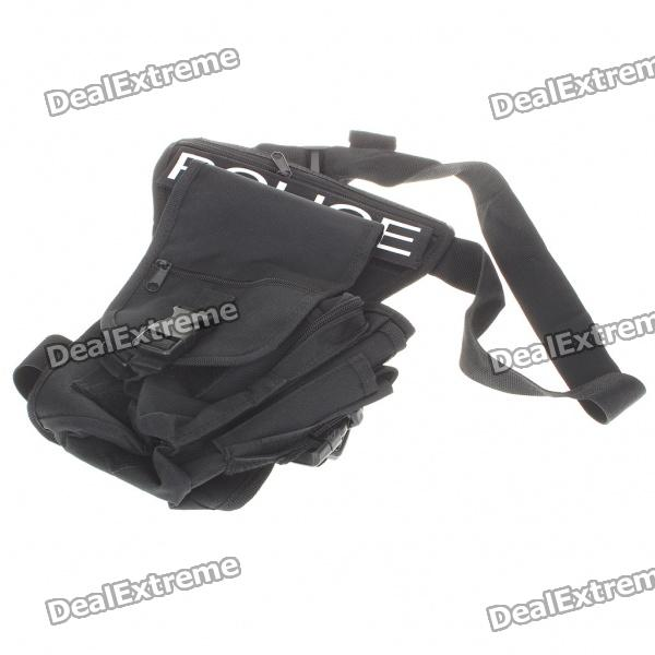 Police, Style, LegWaist, Bag, Airsoft, Game, Accessories, Free, Shipping
