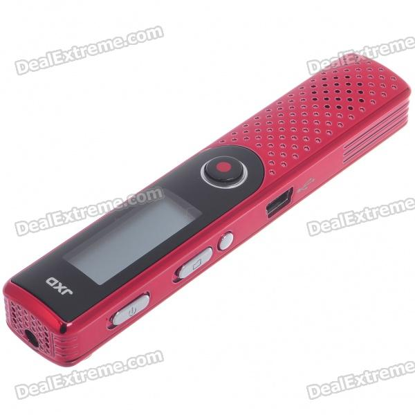 JXDD62, Voice, Recorder, with, MP3, Player, 2GB, Digital, Voice, Recorders, Free, Shipping