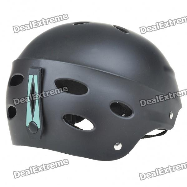 Safety, PVC, Paratrooper, Helmet, Black, Airsoft, Game, Accessories, Free, Shipping