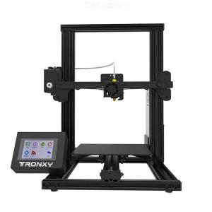 XY-2 Parameter 3.5 Inch Touch Screen PLA/ABS/HIPS/WOOD/PC/PVC 3D Printer, 220*220*260mm