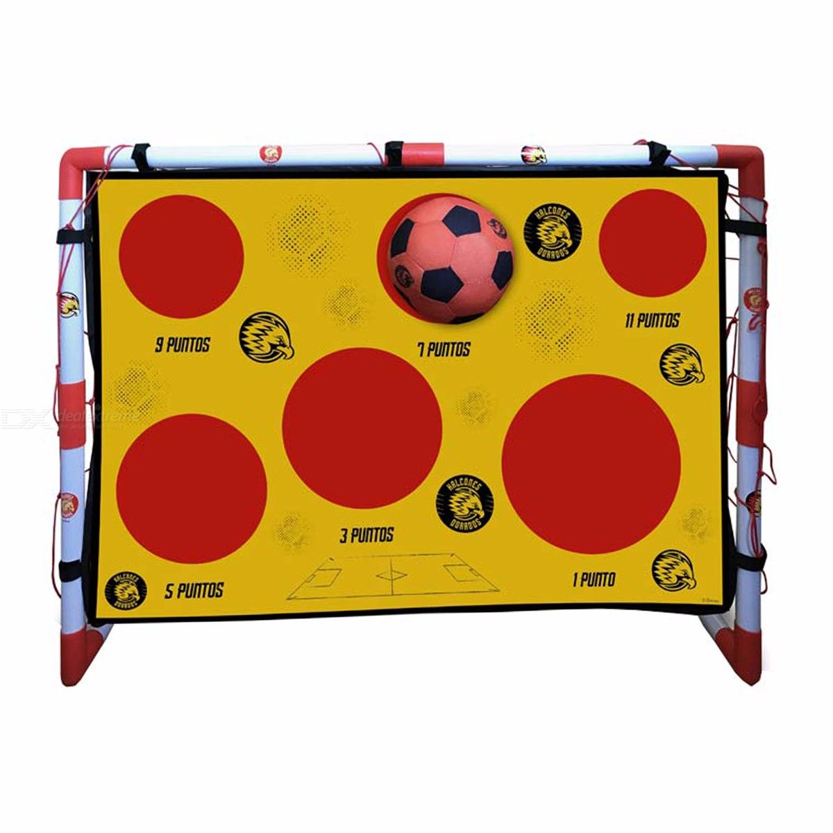 c4f5d24a495c84 Disney 3-in-1 Soccer Training Set For Kids, Kids Football Training Toy - Free  shipping - DealExtreme