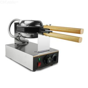 Bubble QQ Egg Waffle Machine Simulation Bubble Waffle Baker 220V/110V With Temperature Controller