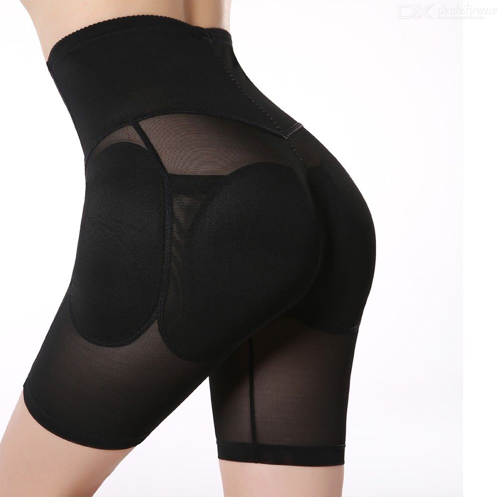 5d741f50122 Womens Butt Lifter Shapewear Padded Control Panties - Free shipping -  DealExtreme