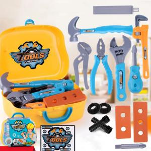 14PCS Childrens Life-like Dismantling Tools Toy Construction Building Kit