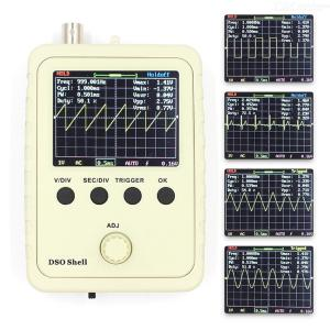 Fully Assembled Original Tech DS0150 15001K DSO-SHELL (DSO150) DIY Digital Oscilloscope Kit With Housing Case Box
