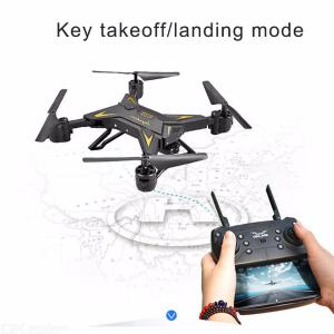601S Foldable Remote Control RC Selfie Drone Quadcopter With Camera WIFI FPV Drone Altitude Hold One Key Fly