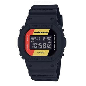 Casio G-Shock X The Hundreds DW-5600HDR-1 Digital Watch - Black + Yellow + Red