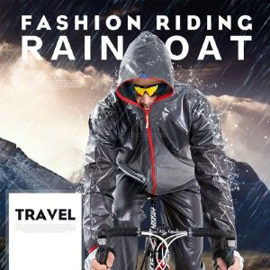 Waterproof Raincoat Suit Breathable Rain Gear For Cycling Equipment