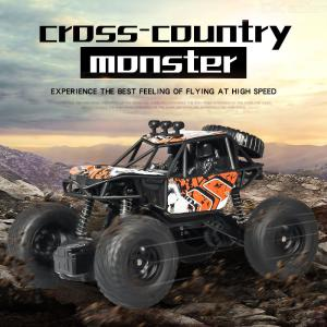 RC Car 2.4Ghz High Speed Remote Control Off-road Vehicles