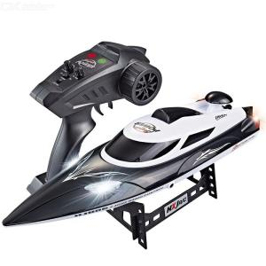 HJ806 RC Boat 24G High Speed Remote Control Yacht For Children Adults