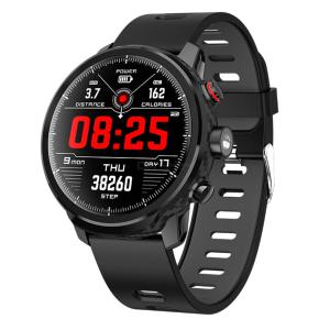 Multi Function Smart Watch, IPX68 Waterproof Bluetooth Sports Band with Heart Rate Blood Oxygen Monitor Message Sync