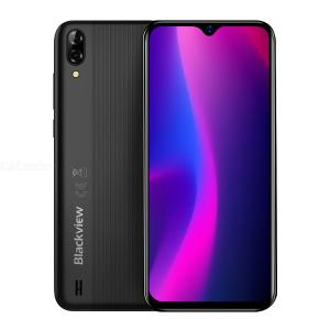 Blackview A60 6.1 inch 1+16G MTK6580A Quad-core Standard Mobile Phone with Water Drop Screen and Super-high Face Value