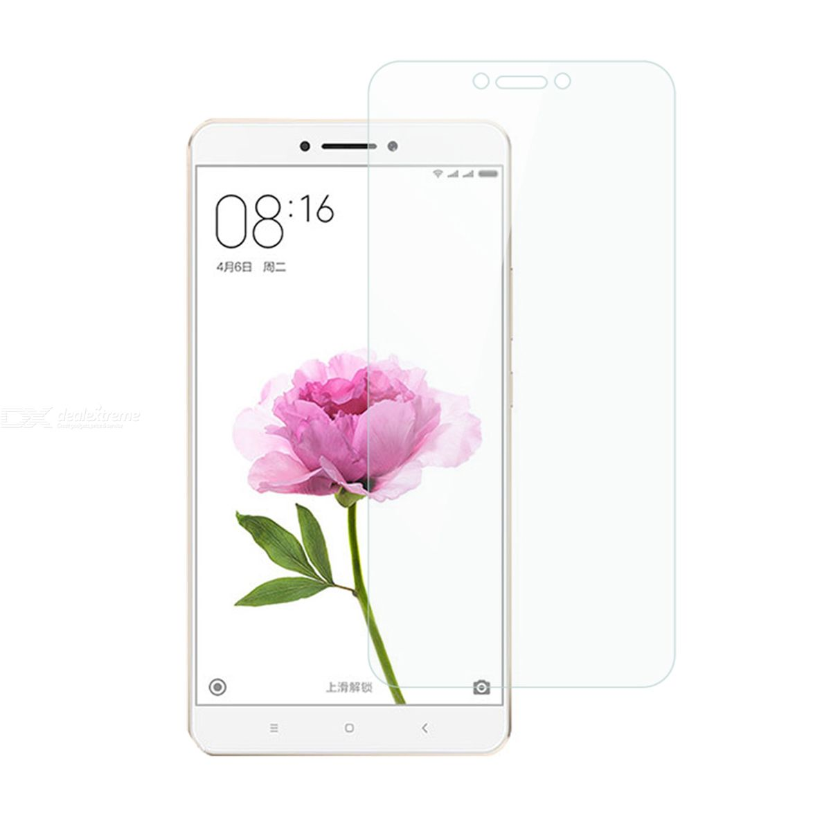 Dayspirit Tempered Glass Screen Protector for Xiaomi Mi Max