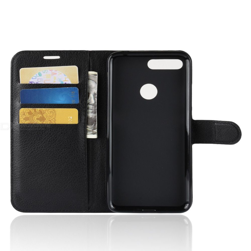Naxtop for Nubia V18 Nubia N3 Phone Wallet Case TPUPU Phone Stand Anti-Fall