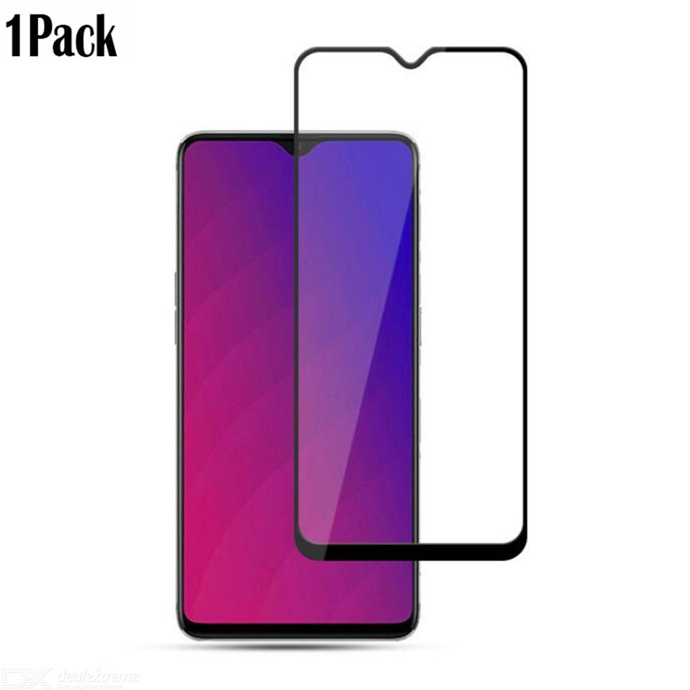 Naxtop 2.5D Tempered Glass Screen Protector For Oppo F9 F9 Pro - Free shipping - DealExtreme