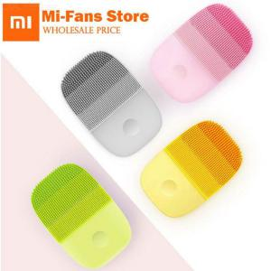 Original Xiaomi InFace Small Cleansing Instrument, Deep Cleanse Sonic Beauty Facial Cleansing Device Face Skin Care Massager