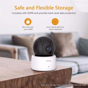 Dahua Imou IPC-A22P 2MP Wifi IP Camera Rotating PTZ Camera MIC Support SD Card Infrared Night Vision 2 Way Voice