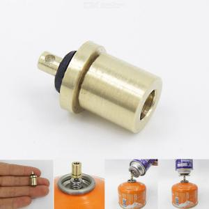 Gas Refill Adapter Outdoor Camping Stove Gas Cylinder Gas Tank Gas Burner Accessories