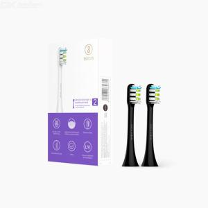 2pcs Xiaomi SOOCAS Replaceable Toothbrushes Head For Electronic Cleaning Toothbrush