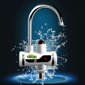 Electric Faucet Hot Faucet Kitchen Po Water Heater Kitchen Heating Faucet