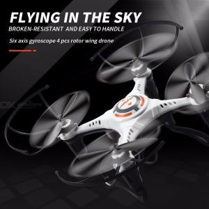 2.4G Mini RC Drone 6 Axis 4CH Helicopter One Button Rotaing Headless Mode JX815-2