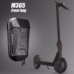 Xiaomi M365 Waterproof Reflective Hard Shell Scooter Front Pack Mobile Phone Bag