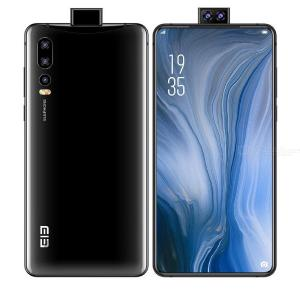Elephone U2 6.26 Inch Android 9.0 4G Smartphone 6GB RAM 128GB ROM 16MP Triple Rear Camera Helio P70 Octa Core Cell Phone Face ID