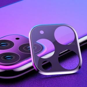 Full-coverage 3D Safety Lens Protector Scratch-resistant Lens Protective Film For IPhone11 /11 Pro /11 Pro Max