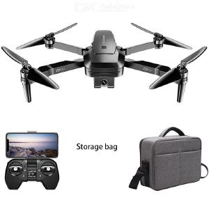 GPS Drone With 4K Camera 120-Degree Wide Angled Lens One Key Return Circle Fly Follow Me Optical Flow Positioning System